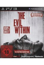 The Evil Within - Day One Edition (100% uncut) Cover