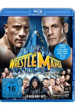 WWE - Wrestlemania 29  [2 BRs] Blu-ray-Cover