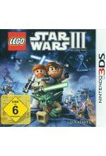 Lego Star Wars 3 - The Clone Wars Cover