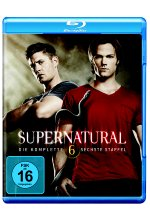 Supernatural - Staffel 6 [4 BRs]