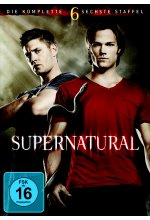 Supernatural - Staffel 6 [6 DVDs]