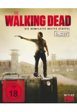 The Walking Dead - Die komplette dritte Staffel - Uncut  [5 BRs] Blu-ray-Cover