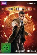 Doctor Who - Die kompletten Specials [5 DVDs]