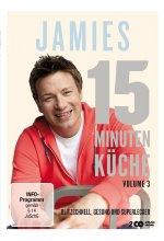 Jamie Oliver - Jamies-15-Minuten-Küche - Vol. 3 [2 DVDs]