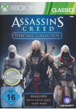 Assassin's Creed - Heritage Collection Cover