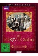Die Forsyte Saga - Die komplette Serie [8 DVDs]