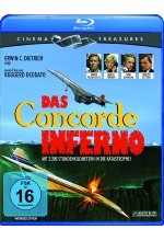 Das Concorde Inferno Blu-ray-Cover