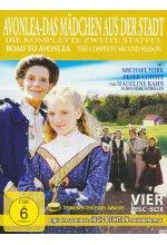 Avonlea - Das Mädchen aus der Stadt - Staffel 2 [4 DVDs]