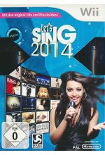 Let's Sing 2014 + 2 Mikros Cover