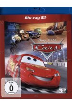 Cars Blu-ray 3D-Cover