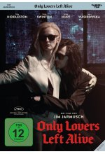 Only Lovers Left Alive DVD-Cover