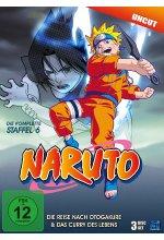 Naruto - Die komplette Staffel 6 - Uncut [3 DVDs]
