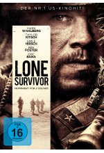 Lone Survivor DVD-Cover