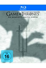 Game of Thrones - Staffel 3  [5 BRs] Blu-ray-Cover