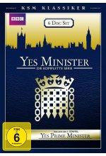 Yes Minister - Die komplette Serie [6 DVDs] (inkl. der 1. Staffel Yes Prime Minister)