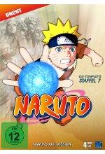 Naruto - Die komplette Staffel 7 - Uncut [4 DVDs]