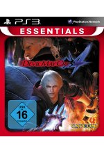 Devil May Cry 4  [Essentials] Cover