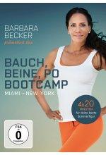 Barbara Becker präsentiert das Bauch, Beine, Po-Bootcamp Miami/New York
