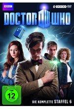 Doctor Who - Die komplette 6. Staffel [6 DVDs]