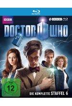Doctor Who - Die komplette 6. Staffel [6 BRs]
