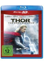 Thor - The Dark Kingdom Blu-ray 3D-Cover