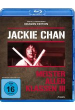 Jackie Chan - Meister aller Klassen 3 - Dragon Edition Blu-ray-Cover