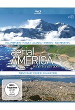 Aerial America - Amerika von Oben - Westcoast-Pacific-Collection  [2 BRs] Blu-ray-Cover