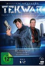 TekWar - Box 1/2 Die komplette Spielfilm-Quadrologie [2 DVDs]