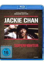 Jackie Chan - Superfighter 1 - Dragon Edition Blu-ray-Cover