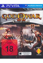 God of War Collection Cover