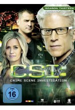 CSI - Season 13 / Box-Set 2 [3 DVDs]