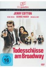 Jerry Cotton - Todesschüsse am Broadway - filmjuwelen
