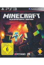 Minecraft - Playstation 3 Edition  [SWP] Cover