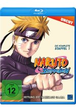 Naruto Shippuden - Staffel 1: Rettung des Kazekage Gaara - Uncut