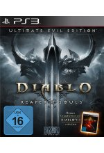 Diablo 3 - Reaper of Souls: Ultimate Evil Edition Cover
