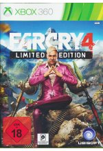 Far Cry 4 (Limited Edition) Cover