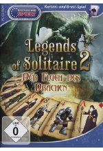 Legend of Solitare 2 - Der Fluch des Drachen Cover
