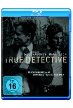True Detective - Staffel 1  [3 BRs] Blu-ray-Cover