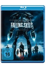 Falling Skies - Staffel 3  [2 BRs] Blu-ray-Cover