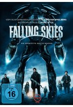 Falling Skies - Staffel 3  [3 DVDs] DVD-Cover