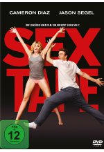 Sex Tape DVD-Cover