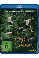 Kings of Summer Blu-ray-Cover