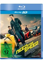 Need for Speed Blu-ray 3D-Cover