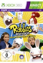 Rabbids Invasion - Die interaktive TV-Show (Kinect) Cover