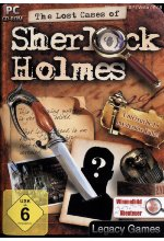 The Lost Case of Sherlock Holmes Cover