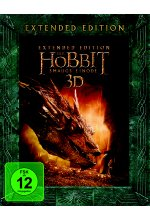 Der Hobbit 2 - Smaugs Einöde - Extended Edition [5 BRs] (inkl. 2D-Version)