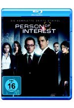 Person of Interest - Staffel 3 [4 BRs]