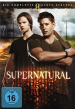 Supernatural - Staffel 8 [6 DVDs]