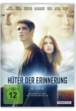 Hüter der Erinnerung - The Giver DVD-Cover