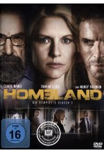 Homeland - Season 3  [4 DVDs] DVD-Cover